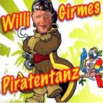 Willi GirmesDer PiratentanzSony
