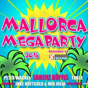 Mallorca-Megaparty