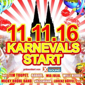 karnevalstart_2016