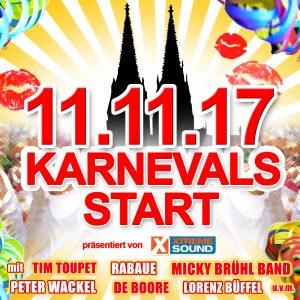 karnevalstart2017