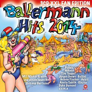 Ballermann_Hits_2014_XXL_Cover