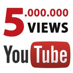 500000YouTube