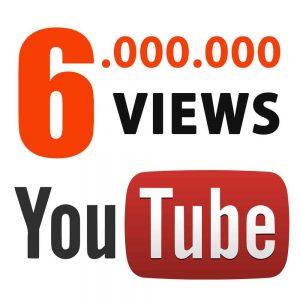 600000YouTube