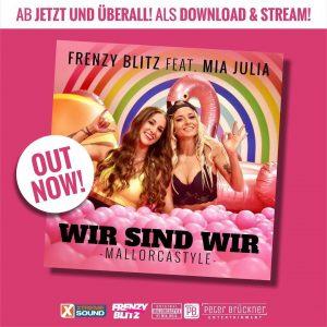 Wir_sind_wir__Frenzy_Blizu- Mia_Julia_out_now